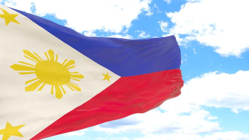 フィリピンの旗