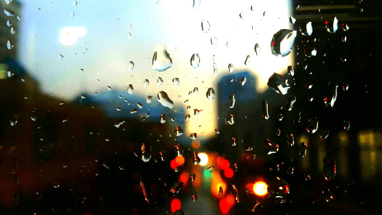 水滴 窓 涙 悲しい